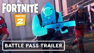 Fortnite Chapter 2 - Season 1 Battle Pass Gameplay Trailer by IGN