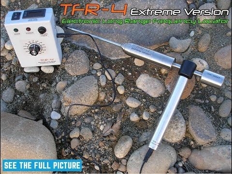 Long Range Locator TFR-4 Extreme Version  New Model for 2018