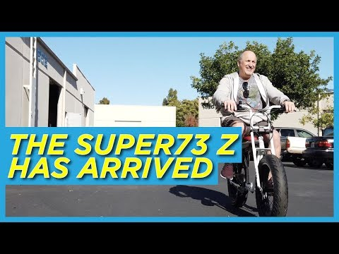Picking Up My Super 73 Z...and a Discount Code!