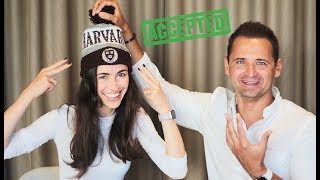 Harvard MBA - admissions, financing your education, GMAT, TOEFL - we covered everything during this stream! Enjoy!Talk about your MBA path with Vlad - https://goo.gl/UHWRtfHow to get into Harvard + campus tour - http://bit.ly/2nHYeb2MBA - is it for you? - http://bit.ly/2tocuWGHow I scored 700 on GMAT - http://bit.ly/2tKsFzIGMAT tutor (scored 780 on GMAT and 340 on GRE) - https://goo.gl/anw1LETOEFL and IELTS tutor (scored 119 on TOEFL) - https://goo.gl/2BLKDdAccording to the majority of the rankings Harvard Business School is a top MBA school in the world. And it's also very competitive! This video is a must see for domestic and international students who wan to get into Harvard or do their masters in the USA.⭐ INSTAGRAM - linguamarina⭐ FACEBOOK - https://www.facebook.com/marina.mogilko⭐ MY COMPANY - https://linguatrip.com⭐ ASK ME A QUESTION - https://goo.gl/dQ9HDwFILMING EQUIPMENT👍 CANON G7X - http://amzn.to/2l2aSfE👍 CANON 650D - http://amzn.to/2l0ihNs👍 RODE MIC - http://amzn.to/2l2cwOq👍 50 MM LENS - http://amzn.to/2l0rNjrPROMOS$20 TO SPEND ON AIRBNB - http://bit.ly/2g0F87Q$20 TO SPEND ON UBER - http://ubr.to/2k1B89L