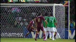 Mexico vs Venezuela 2-2 [12/10/10] Amistoso Ciudad Juarez