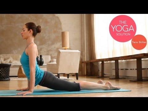 Basic Breathing | Beginner Yoga With Tara Stiles
