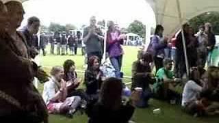 Pittball Festival 2008 Thorncombe Lyme Regis