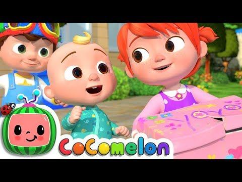 My Sister Song   CoComelon Nursery Rhymes & Kids Songs