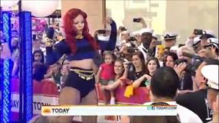 Rihanna @ The Today Show