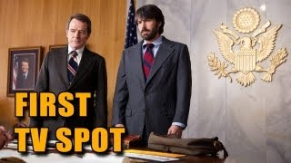 Argo First Tv Spot (2012) - Ben Affleck