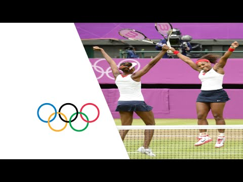 Tennis Women's Doubles Final – Czech Republic v United States Replay – London 2012 Olympic Games