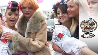 Download Video Ukraine Has Become the European Capital of Illicit Sex Tourism (2010) MP3 3GP MP4