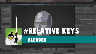 Blender – Shape Keys