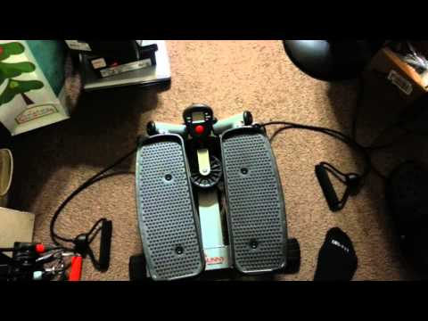 Sunny Health and Fitness Twister Stepper Review