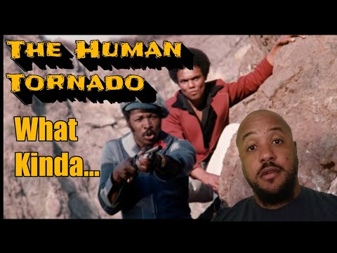 The Human Tornado - WTF!?!?  Review