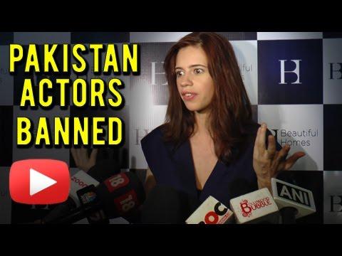Kalki Koechlin REACTS To Pakistan Artistes Ban