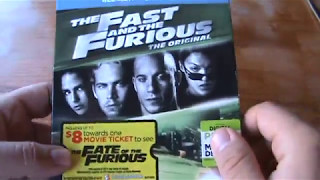 Nonton The Fast and the Furious Blu-ray Unboxing Film Subtitle Indonesia Streaming Movie Download