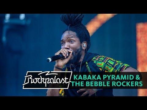 Kabaka Pyramid & The Bebble Rockers live   Rockpalast   2019