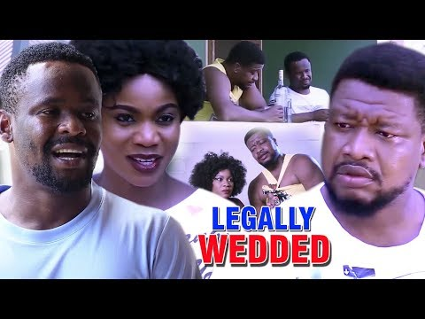 Legally Wedded Season  5&6 ( Zubby MIchael) - 2019 Latest Nigerian Movie