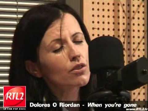 Dolores O'Riordan - When You're Gone