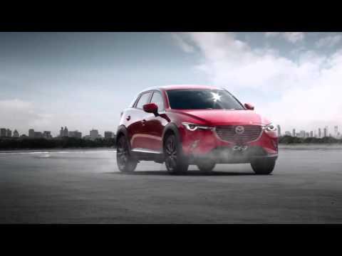 โฆษณา All New Mazda CX-3 มองโลกมุมใหม่ อิสระไร้ขีดจำกัด FREESTYLE CROSSOVER