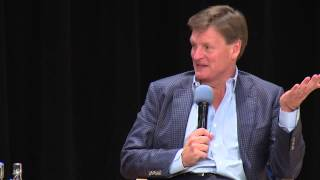 Michael Lewis at Winter Words 2015