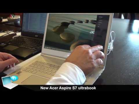 New Acer Aspire S7 ultrabook Haswell