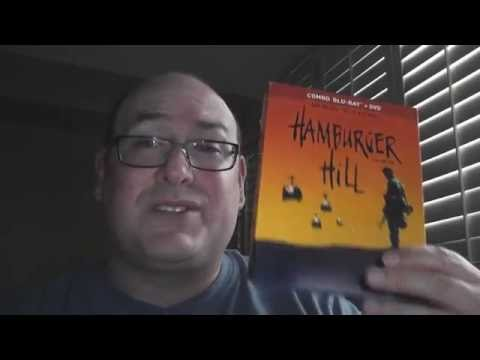 RobVlog - Unboxing The Blu-ray Of Hamburger Hill