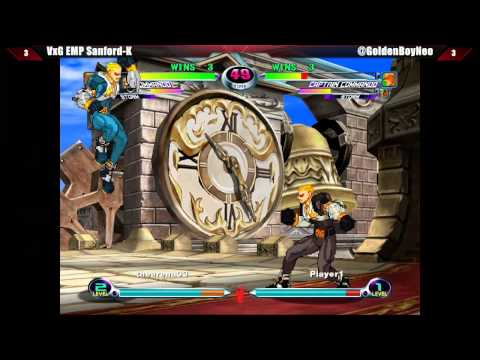 capcom - Marvel vs Capcom 2 - 4 Man Exhibition - East Coast Throwdown V - Part 1 MVC2 Players: EG Justin Wong - Golden Boy Neo - VxG EMP Sanford Santhrax Kelly - Josh...