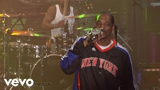 Snoop Dogg - Gin&Juice (Live on Letterman)