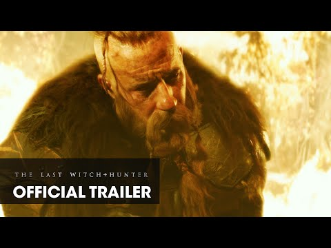 The Last Witch Hunter (Trailer 2)