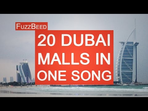 The Malls of Dubai  Song by Rohit