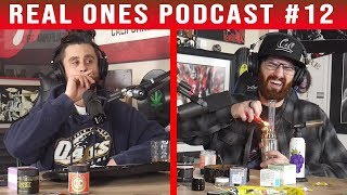 R Kelly, DMT, Tourette's Syndrome, 5G | REAL ONES PODCAST #12 by The Cannabis Connoisseur Connection 420