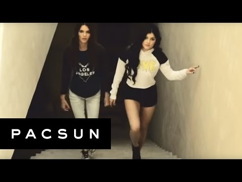 pac sun - Kendall & Kylie take it to the next level as they pull back the veil on their exclusive PacSun Holiday 2013 Collection. Watch as they set the tone with high-...