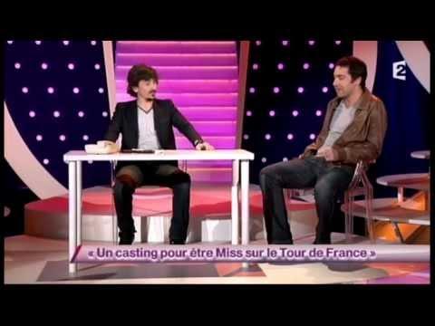 Ben - On n'demande qu'à en rire Arnaud Tsamere et Ben Un casting pour être Miss sur le Tour de France 71ème et 6ème passage 23/05/2013 99 points http://www.arnaudt...