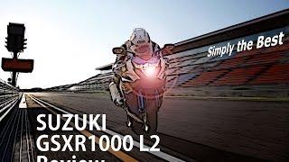 9. 2012 Suzuki GSXR1000 L2 REVIEW: Simplicity is Best