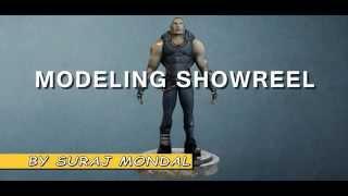 Suraj Mondal's Showreel