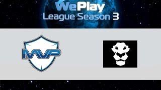 MVP Phoenix vs Ad Finem, game 1