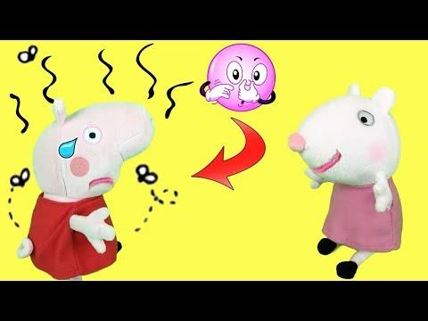 Peppa Pig en español - Peppa pig en español / Pepa la cerdita aprende a no tener complejos con amigos / Videos para niños