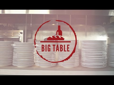 Big Table | Impact and Hope