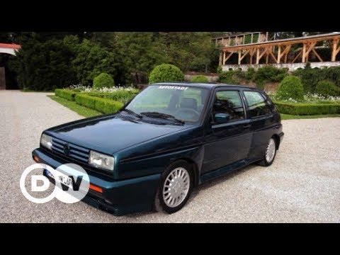 Golf II Rallye - Der Besondere | DW Deutsch