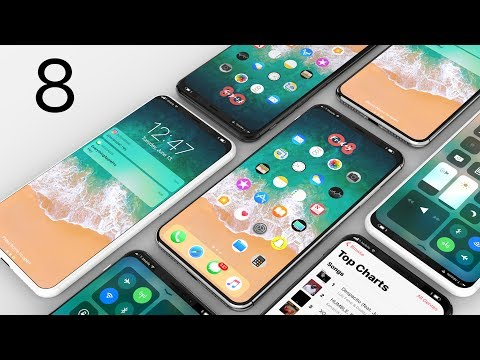 iPhone 8 Major Parts & Feature Leaks!