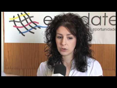 Lucía Pérez, Area Relaciones con el entorno UPV Enrédate Alcoy #
