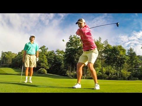 GoPro: Golf Trick Shot