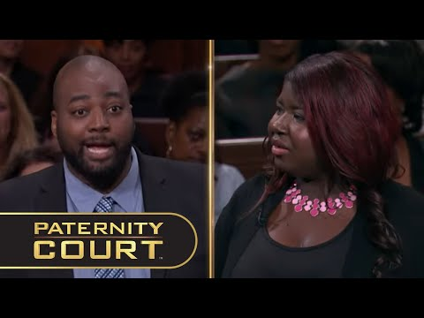 Man Tattoos Baby's Name On Arm But Now Has Doubts (Full Episode) | Paternity Court