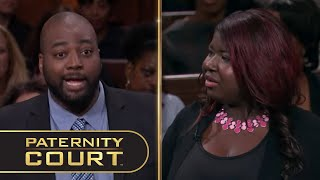 Video Man Tattoos Baby's Name On Arm But Now Has Doubts (Full Episode) | Paternity Court MP3, 3GP, MP4, WEBM, AVI, FLV Juni 2019