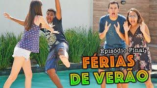 FÉRIAS DE VERÃO! - A REVELAÇÃO! - O GRANDE FINAL! - KIDS FUN