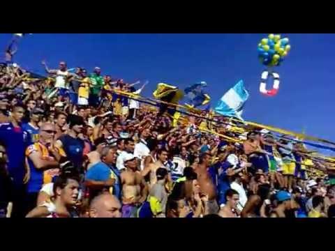 PARA SALIR PRIMEROS HAY QUE PONER MAS HUEVOS- ATLANTA VS CHACA 2013 EN VILLA CRESPO - La Banda de Villa Crespo - Atlanta
