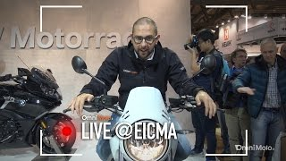BMW R nineT Urban GS a EICMA 2016  - Video Novità