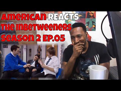 American REACTS - The Inbetweeners: Season 2 Ep.05 | DaVinci REACTS