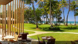 High def video showing Mission Beach beaches, rainforest, waterfalls, islands and Castaways Resort & Spa, Mission Beach
