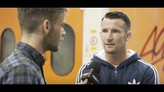 Coach Owen Roddy talks about the upcoming boxing bout between Conor McGregor and Floyd Mayweather