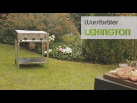 3106 Wurstbräter Lexington