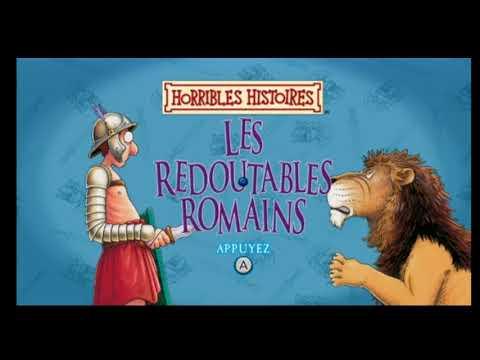 Horribles Histoires Les Redoutables Romains Wii